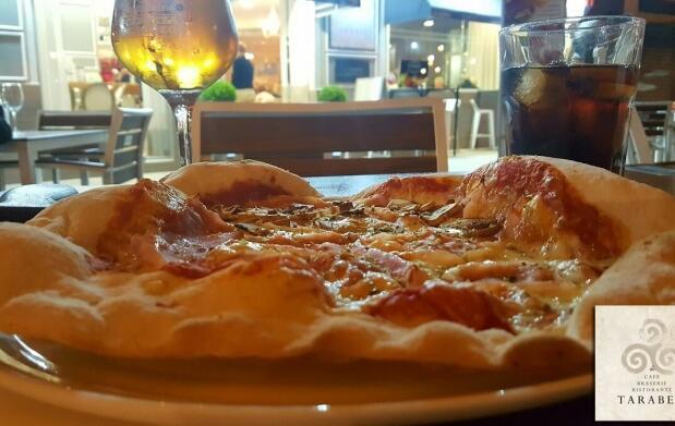 1 Pizza para 2 + 2 Bebidas por 8,30 €
