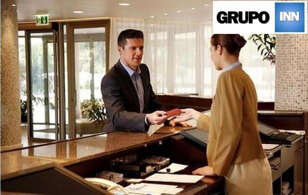 Recepcionista Hotel+Inglés profesional