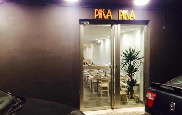 Menú Degustación PikaPika
