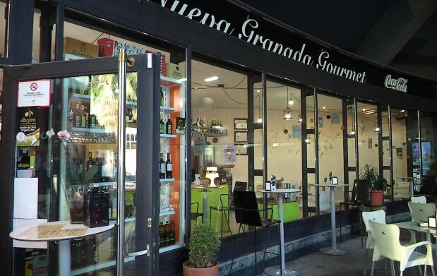 Menú Gourmet en Bistro Nueva Granada Gourmet.