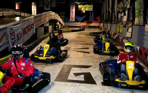 Supertanda de Karting