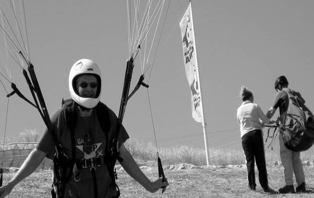 Curso de parapente + vuelo
