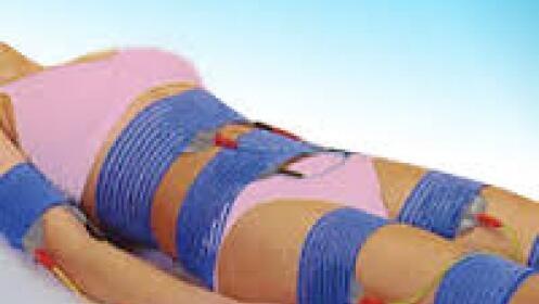 Loja: electroestimulación + mesoterapia + termosudación + plataforma vibratoria