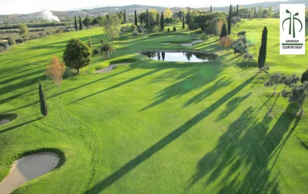 Curso de iniciación al golf en Las Gabias