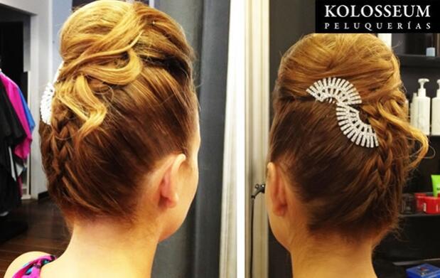 Corte de pelo + Tinte o reflejos + Peinado