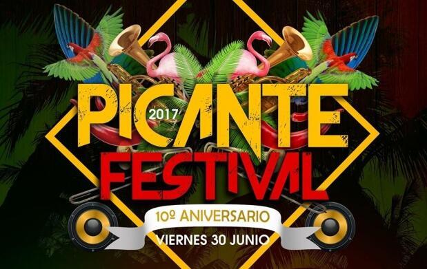 Entrada doble para Picante Festival con Sondenadie