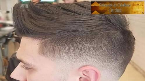 Lavado Corte De Pelo Para Hombre Por 450 Oferta Con Descuento - Cortar-pelo-hombre