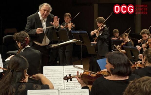 ''Un paseo por Europa'' Orquesta Ciudad de Granada