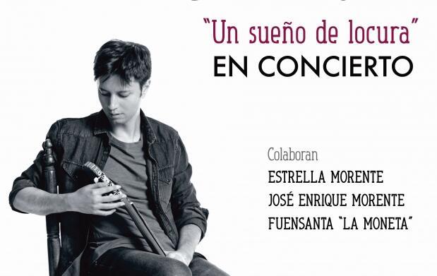 """Entradas concierto David Carmona """"Un sueño de locura"""""""