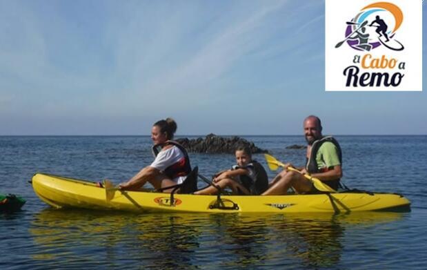Ruta en Kayak + Snorkel