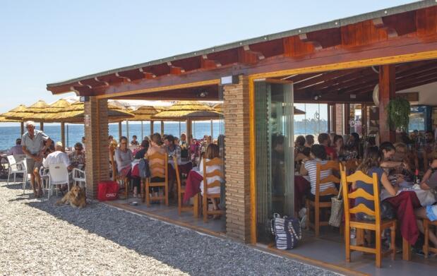 Espectacular menú mediterráneo