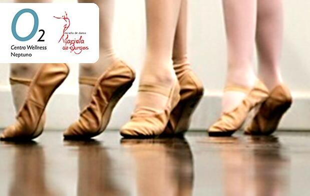 Escuela de danza en O2