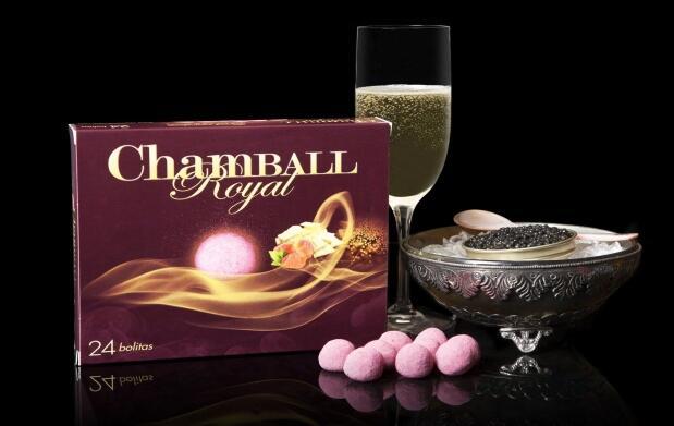 Caja de bombones Chamball Royal