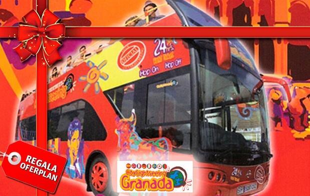 Descubre Granada con City Sightseeing