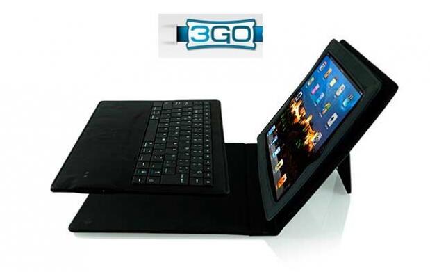 Funda para Ipad con teclado!!