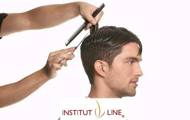 Corte + lavado + queratina + peinado