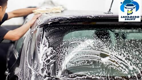 Lavado manual interior y exterior para tu coche