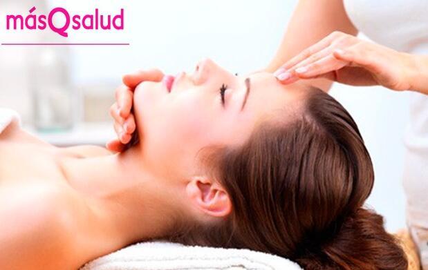Higiene facial completa por 15 €