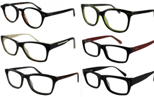 Gafas graduadas antirreflejantes