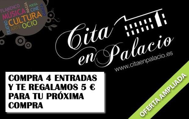 Festival Cita en Palacio