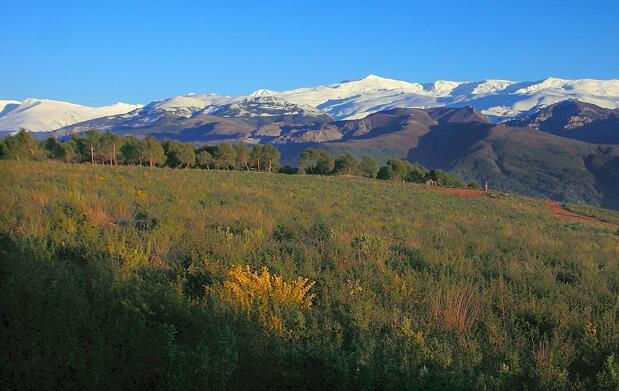 Relax en Sierra Nevada para dos