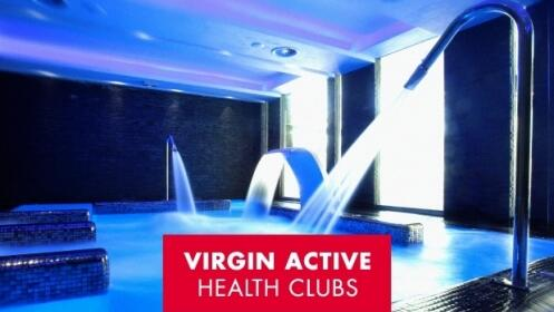 1 Día de Spa + Entrenamiento en Virgin Active