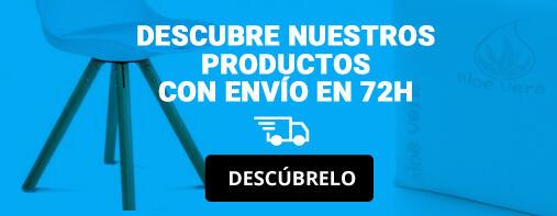 PRODUCTOS ENVÍO HASTA 72 H