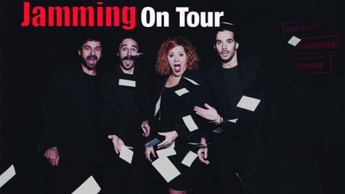 Entradas para teatro Jamming on Tour