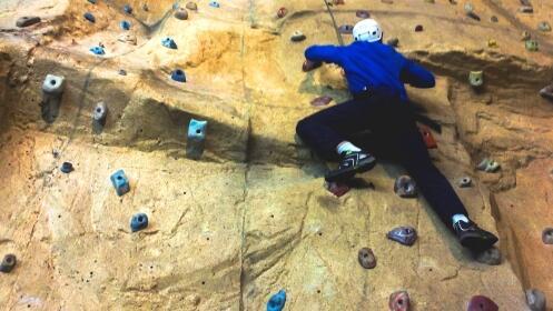 Bautizo de escalada para 2 personas