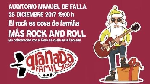 Granada Family: el rock es cosa de familia, 28 diciembre