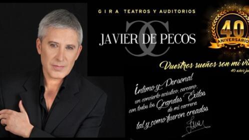 Entradas para Javier de Pecos, 9 febrero en Atarfe