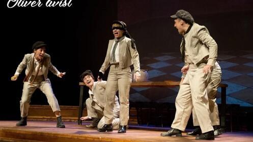 Entradas Oliver Twist, El Musical, 11 marzo, Palacio Congresos