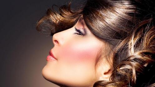 Corte + peinado, opción a color