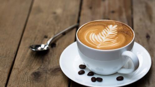 Disfruta de tu café + brownie en La Villa
