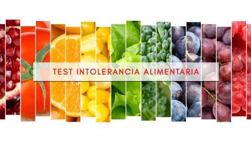 Test intolerancia alimentaria
