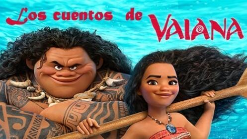 Los cuentos de Vaiana, El Musical, 22 abril