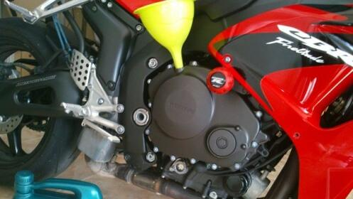 Moto: cambio de aceite y filtro en Hipercor