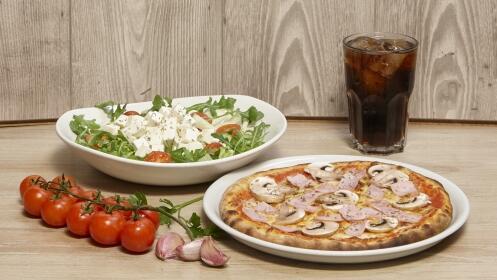Menú Italiano para 2 ó 4 personas