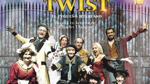 Entradas Oliver Twist, El Musical, 11 marzo