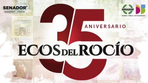 Entradas Ecos del Rocío, 16 marzo en Palacio de Congresos