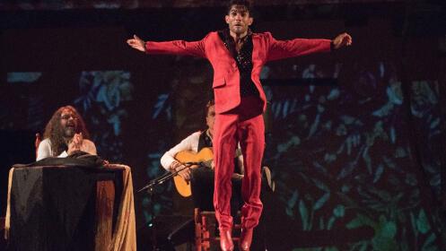 Entradas Agustín Barajas - A mi aire, 13 y 14 septiembre