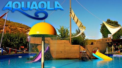 Entradas Aquaola para niños o adultos