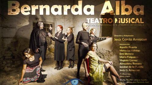 Bernarda Alba teatro musical día 27 de octubre