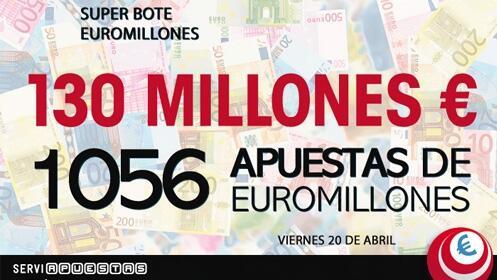 PEÑA BIG FRIDAY - Super Bote de Euromillones