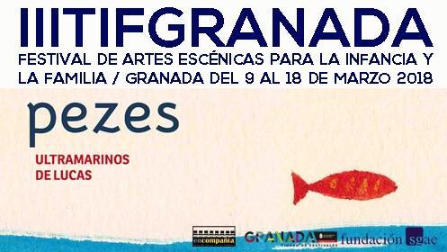 Entradas Pezes, Festival TIF 2018, 10 marzo.
