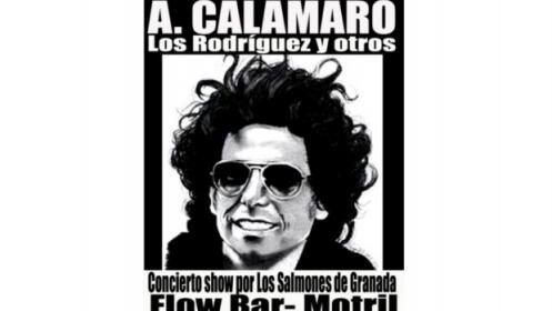 Concierto homenaje Calamaro y Los Rodríguez en Motril
