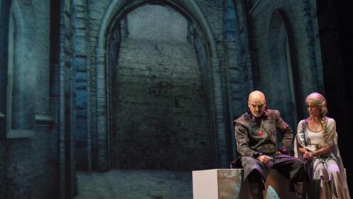 Teatro El Castigo sin Venganza, 10, 11 y 12 septiembre