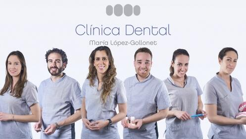Implante dental de titanio en Gollonet