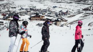 Curso de Esquí o Snow en Sierra Nevada