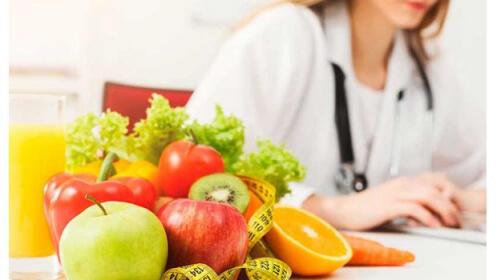Consulta nutricionista + estudio + dieta